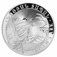 1 OZ Silber Arche Noah