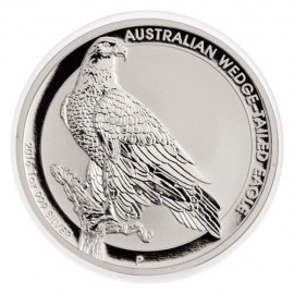 1 Unze Silber Wedge-Tailed Eagle 2016