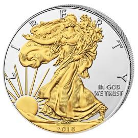 1 Unze Silber American Eagle 2015