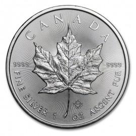1 Unze Silber Maple Leaf 2016