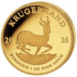 1/2 Unze Gold Krügerrand 2016