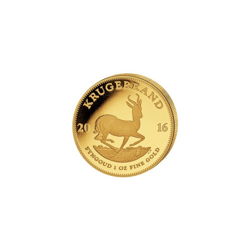 1/2 Unze Gold Krügerrand 2015