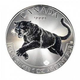 1 Unze Silber Cougar Puma  2016 Royal Canadian Mint
