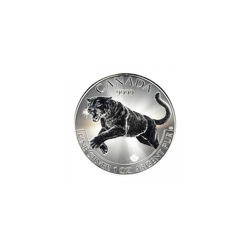 1 Unze Silber Birds of Prey  Owl 2015