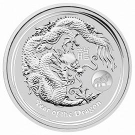 1 oz Lunar 2 Dragon