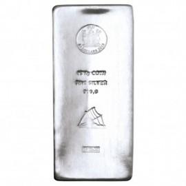15 kg Silber  Münzbarren Fiji Argor Heraeus