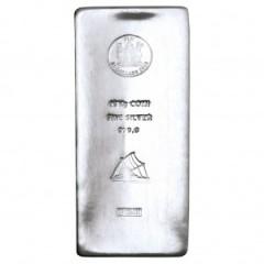 15000 g  Silber Fiji Münzbarren  Coin bar