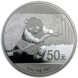 5 ozSilber China Panda 2014 PP
