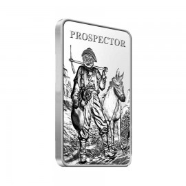 5 oz Silver round Provident Prospector