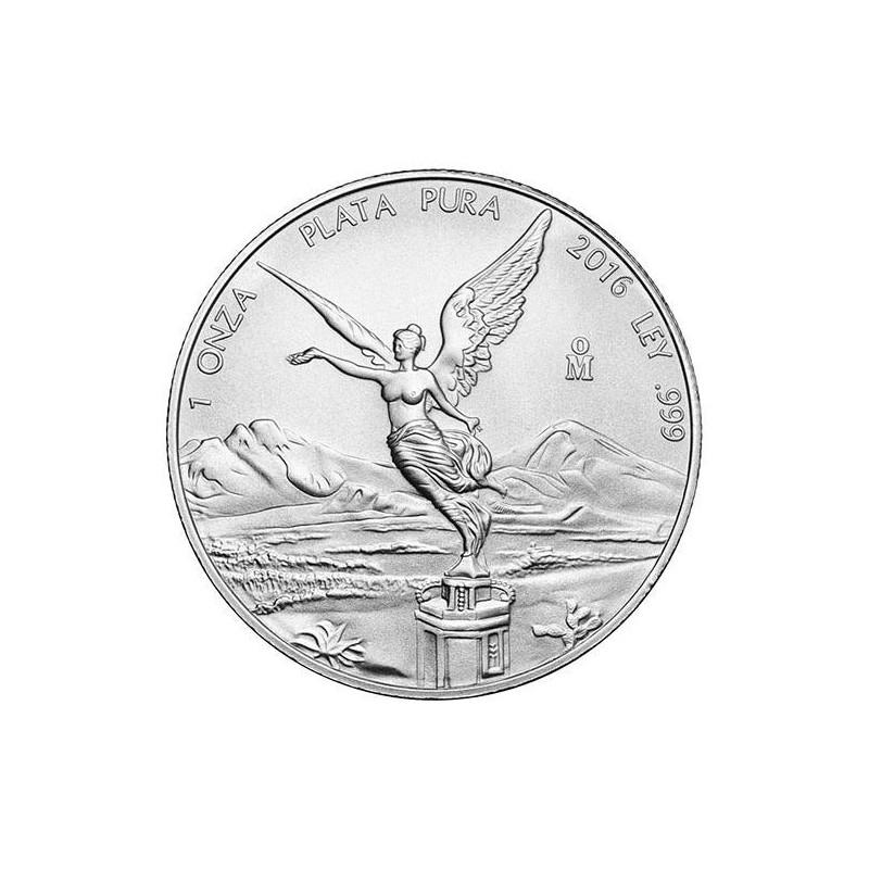 1 Unze Silber Mexiko Libertad 2017