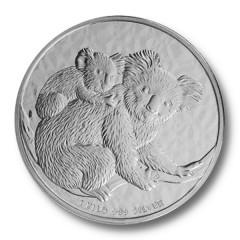 1 kg Silber Koala 2008 (Erstausgabejahrgang)