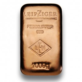 1 kg copper