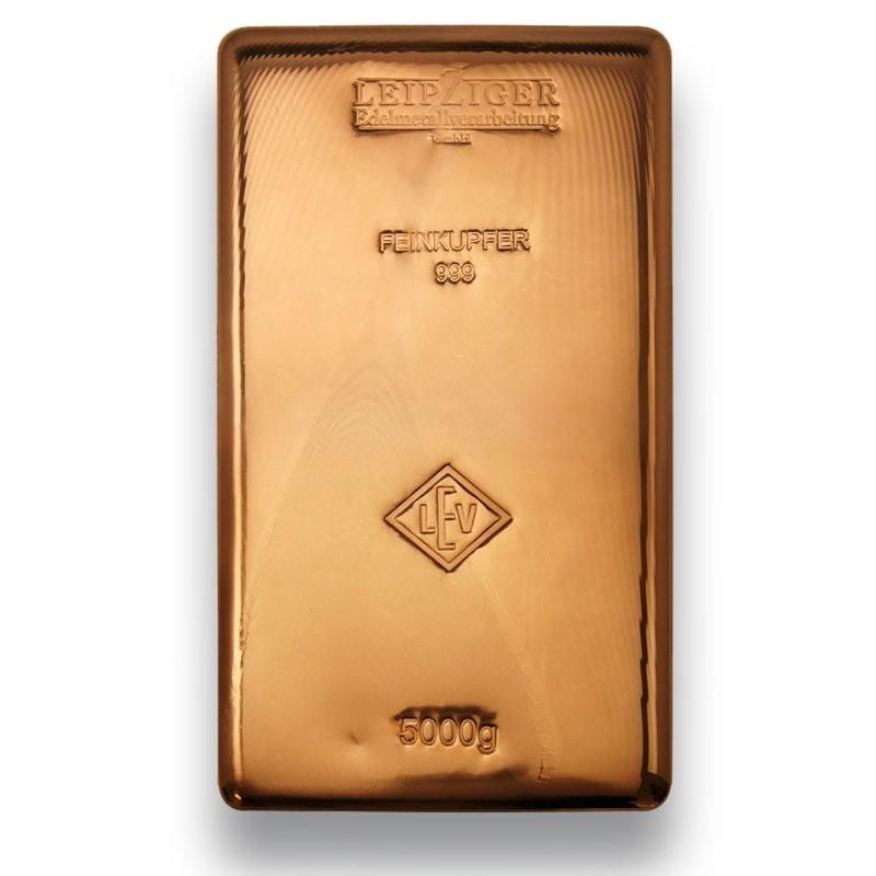 5 kg copper