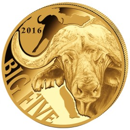 0,5 g Big Five Buffalo Gold 2016