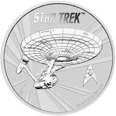 1 Unze Silber Enterprise Perth Mint 2016
