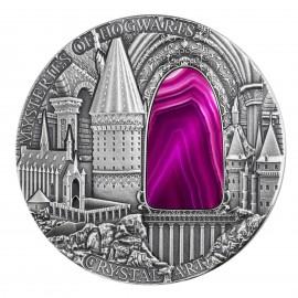 2 Unzen Silber Crystal Art...