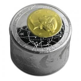6 Unzen Silber Fortuna Redux 3D 2013 Niue