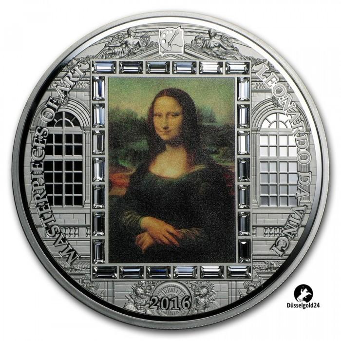Mona Lisa 3 Unzen 20 $ Cook Islands