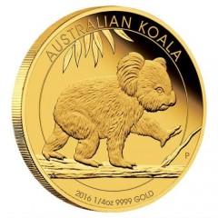 1/4 oz Koala Gold 2016 PP