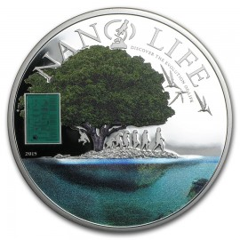 50 g silver cook islands