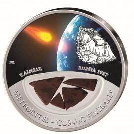 20 g Silber Meteorit...