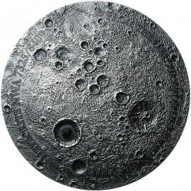 5 Unzen Silber Mali Mercury Meteorit NWA 7325/8409 2016 5000 CFA