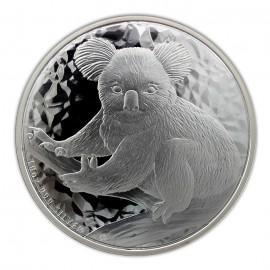10 Unzen Silber Koala 2009