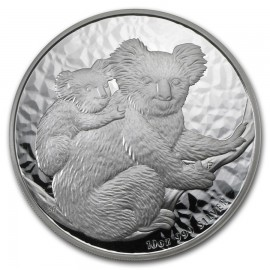 10 oz  Silver 2008 Koala