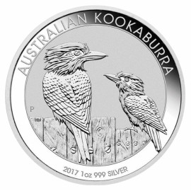 1 Unze Silber Australien...