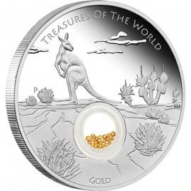1 Unze Silber Australien Kookaburra 2015