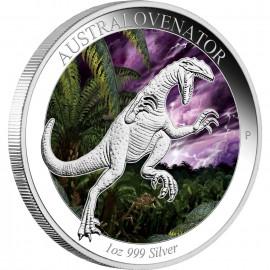 1 oz silver Australoventaor