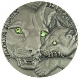 1 Unze Silber Black Puma  2016