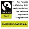 10 g Goldbarren Argor Heraeus Fairtrade