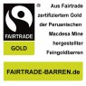 5 g Goldbarren Argor Heraeus Fairtrade