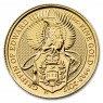 2017 1/4 Oz gold Queen's Beasts series Griffin of Edward III United Kingdom  Front