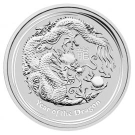 10 oz Lunar Dragon 2012