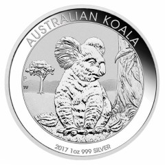 1 Unze Silber Koala 2017