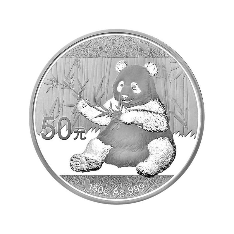 150 g Gramm Silber China Panda 2016 PP BOX