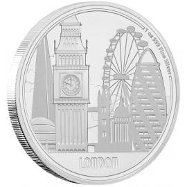 1 Unze Silver London