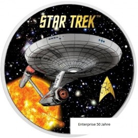 1 oz Enterprise Perth Mint 2016