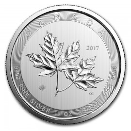 10 oz Silver Maple Leaf 2017