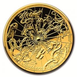 1 oz Unze Gold Südlicher...