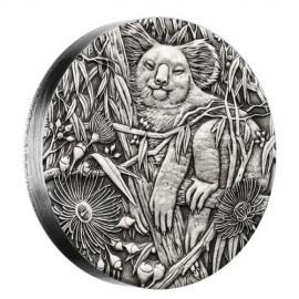 2 Unzen Silber Koala  2017...