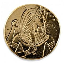 1 or Unze Gold Tschad King Tut 2017  3000 Fra