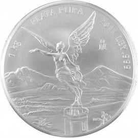 1 Kg Silber Mexiko Libertad 2011