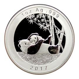 China Show Panda  München 3,1g - 7,78g - 15,55g - 31,1g Silber PP