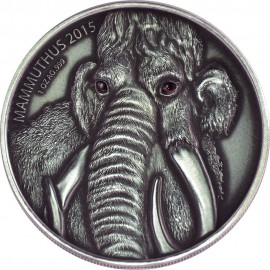 1 Unzen Bukina Faso Mammoth2015
