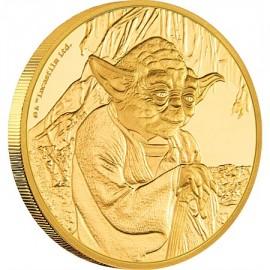 1 oz Gold Darth Vader