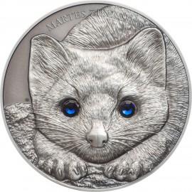 1 oz Silver Zobel  Mongolai