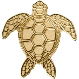 0,5 g Gold Turtle Palau...